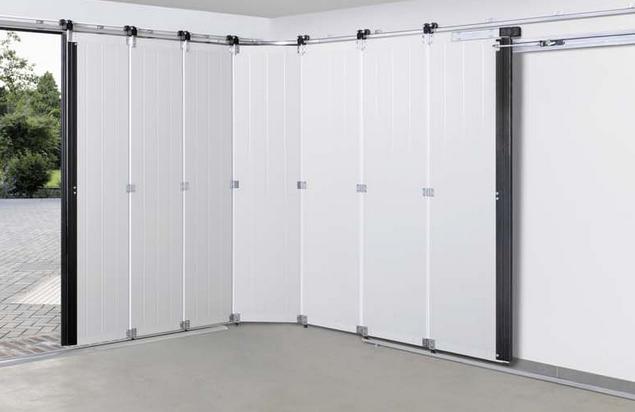 Porte latérale de garage Hst Hormann
