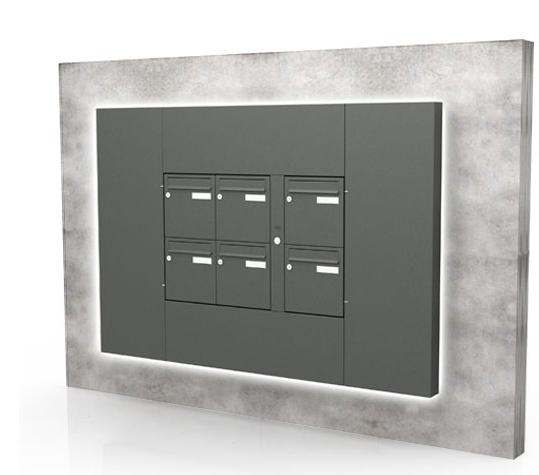 boite aux lettres seiz9 me renz. Black Bedroom Furniture Sets. Home Design Ideas
