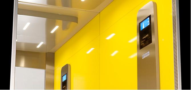 Ascenseur standard Synergy Thyssenkrupp