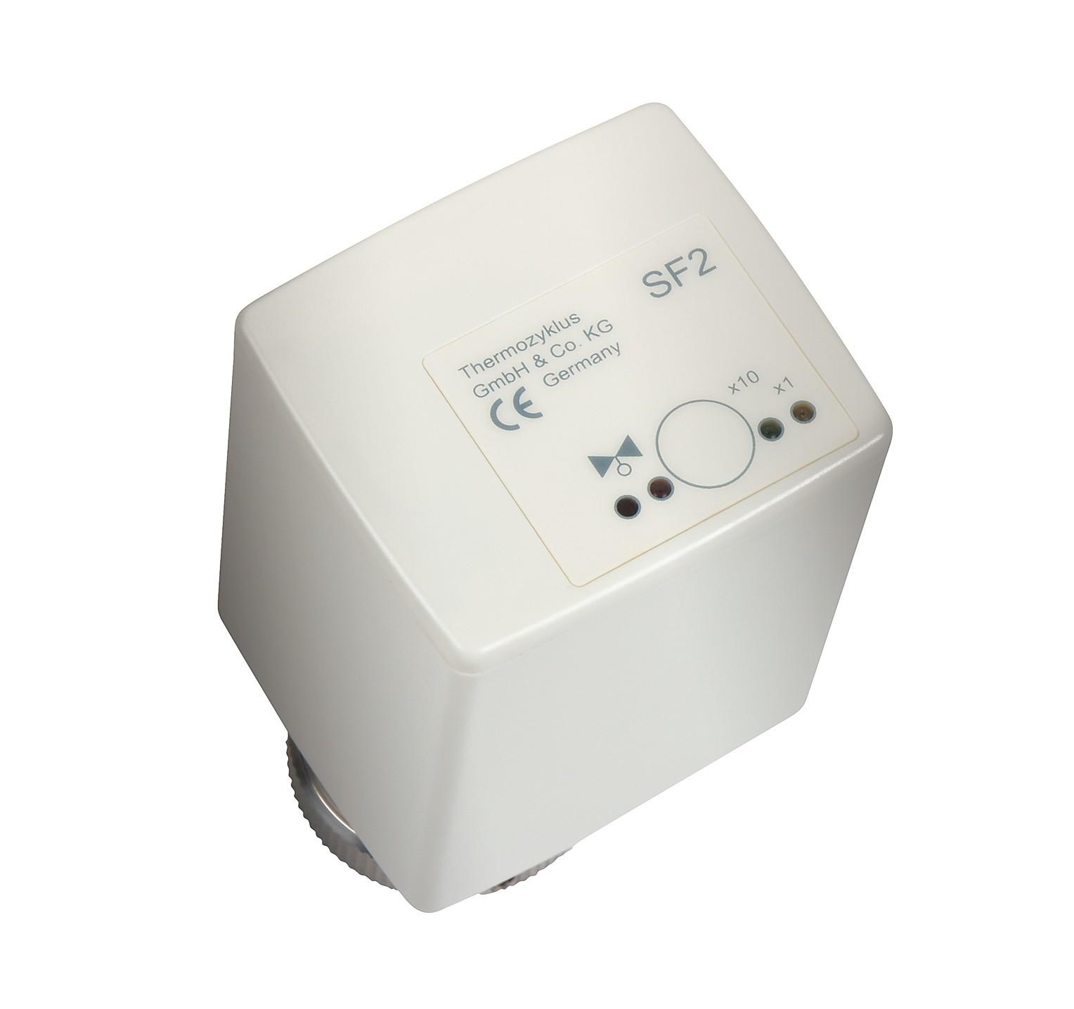 Système de régulation de chauffage par pièce THZ Thermozyklus