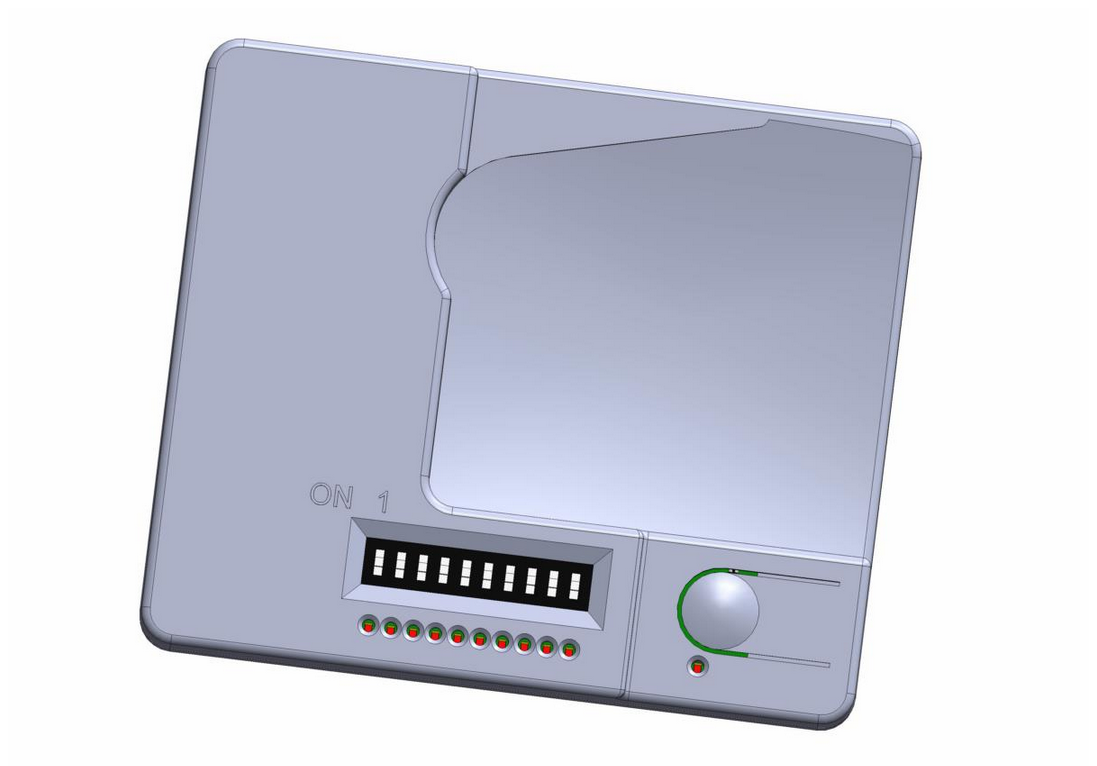 Terminal de programation autonome  Dip Switch Intratone