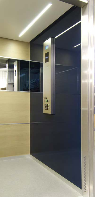 Ascenseur VSpace