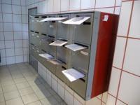 Les boites aux lettres collectives