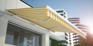 Stores et pare-soleil en copropriété : solutions, installation et prix