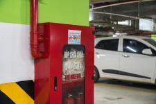 Les normes incendie pour les parkings