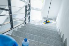 Sol d'escaliers : modèles, remplacement et entretien