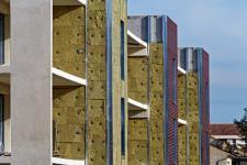 Les solutions d'isolation d'un immeuble