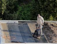 Isolation et étanchéité des toits terrasses