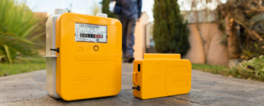 Le compteur communicant gaz  : innovation et économies d'énergie