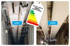 Calorifugeage : isoler gratuitement les tuyaux d'eau chaude