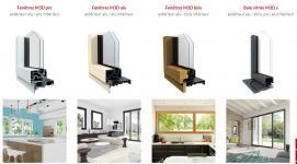 Fenêtre : les différents matériaux de fenêtres : bois, pvc, aluminium