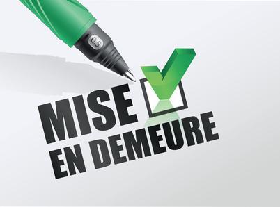 Mise En Demeure Du Syndic A Proceder A Des Travaux