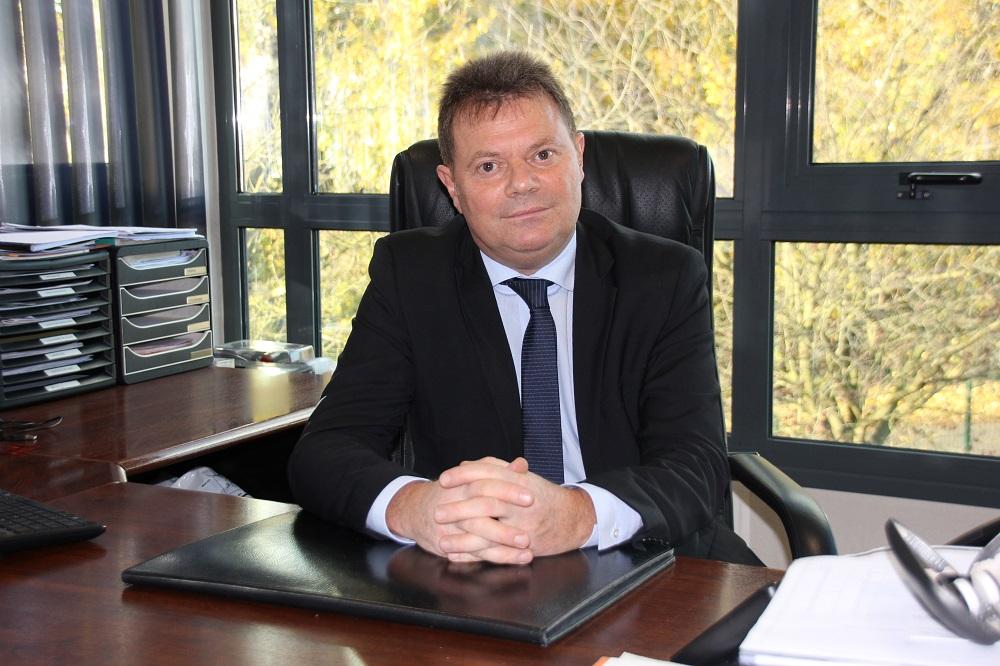 Christian LAURENT, Directeur Général de la société ALMA